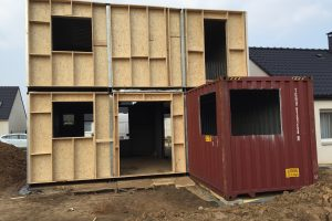 Containerwoning