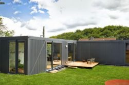V-Construct: containerbouw, modulair bouwen